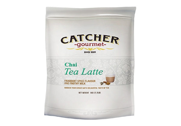 catcher gourmet chai tea latte premix