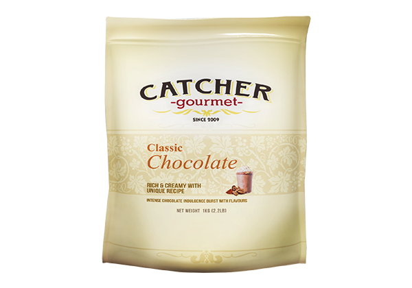 catcher gourmet classic chocolate