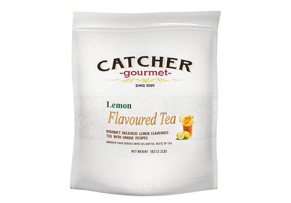 catcher gourmet ice lemon tea premix