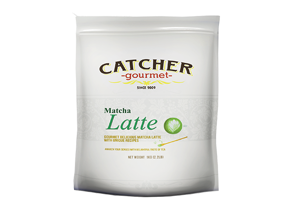 catcher gourmet matcha latte